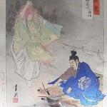Изготовление самурайского меча с помощью духа