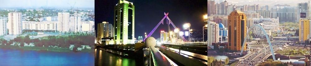Целиноград-Астана (мост у Рамстора)