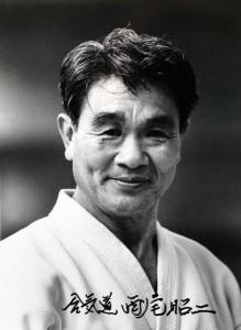 Нишио Сэнсэй - прощающее будо